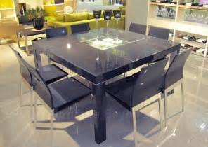 Modern Dining Room Tables » Home Design 2017