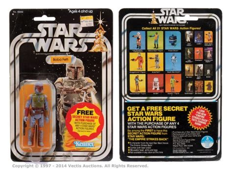 figure value the 30 most valuable wars toys