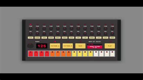 drum machine tutorial youtube html5 drum machine tutorial completo english subs