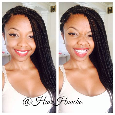 with box braids is it okay to leave hair up in bun style box braids gone all wrong keep this from happening to you
