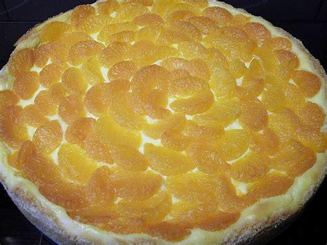 mandarin schmand kuchen mandarinen schmand kuchen rezept mit bild jesusfreak