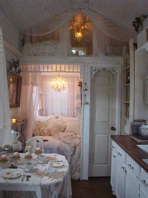 shabby chic tiny house 17 best ideas about loft spaces on loft style industrial loft apartment and loft house