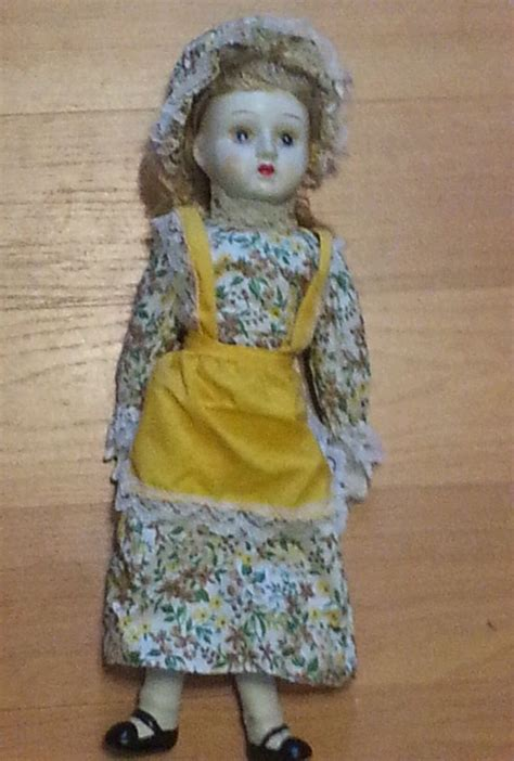 porcelain doll yellow dress 22 best miss walda images on doll shop