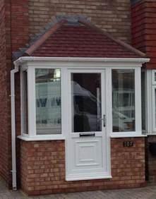 Porch Front Door Porches Porch Upvc Glazing Porches Upvc Front Porch Porch Doors Front Door Porches