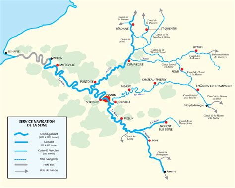 seine river map the gallery for gt rhone and rhine river