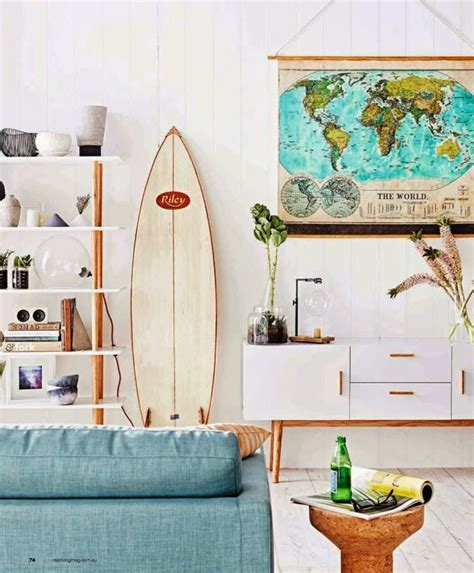 Surf Style Home Decor by Best 25 Surf Decor Ideas On Room Surf