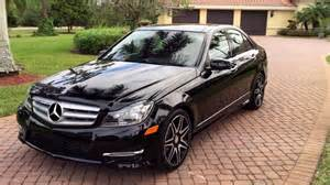 Mercedes C250 Amg 2013 Sold 2013 Mercedes C250 Amg Sport For Sale By