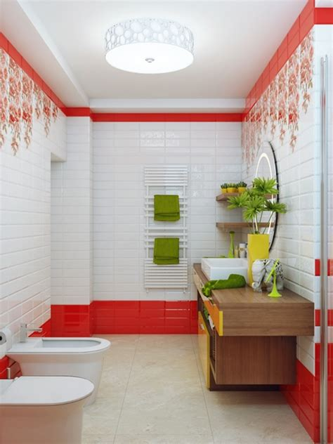 red and yellow bathroom green yellow and red bathroom decorating ideas bring you