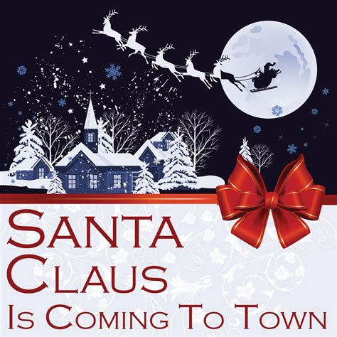 santa claus is coming to town lester lanin and his