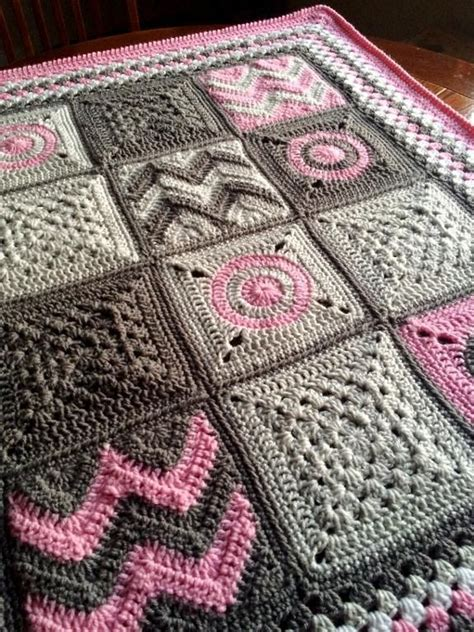 How To Make A Patchwork Baby Blanket - modern patchwork blanket patchwork blanket patchwork