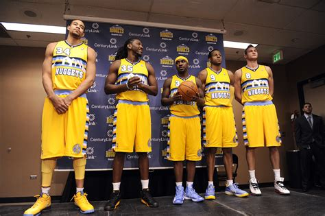Baju Denver Nuggets Nba Team living vicariously through sports