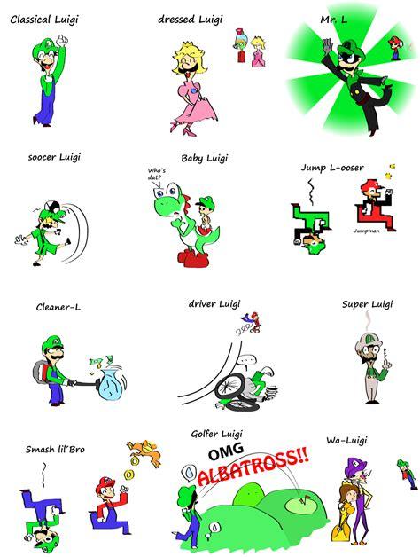 Luigi Meme - luigi meme by miju22 on deviantart