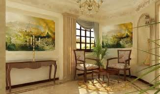 Traditional room design