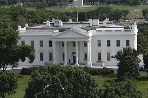 white house lockdown lifted after shooting near complex