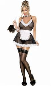 Average Size Of A 4 Bedroom House Naughty French Maid Costume See Through