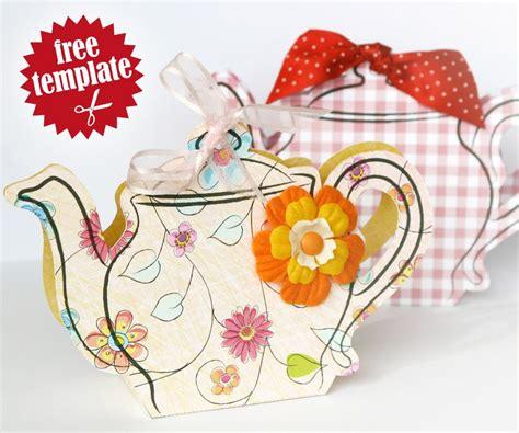tea bag card template f 252 r alle teetrinker template box and gift