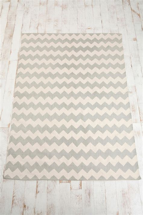 Home Outfitters Area Rugs Assembly Home Zigzag Printed Rug Outfitters Grey And Walters