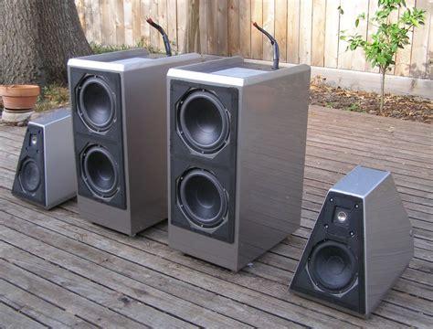 wilson watt puppy wilson audio watt puppy 6 speakers