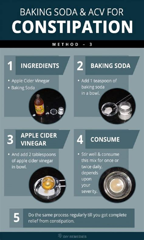 Detox Home Remedies For Constipation by 1000 Ideas About Apple Cider Vinegar On Cider