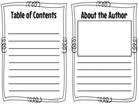 about the author template researching with 1st grade teaching research steps