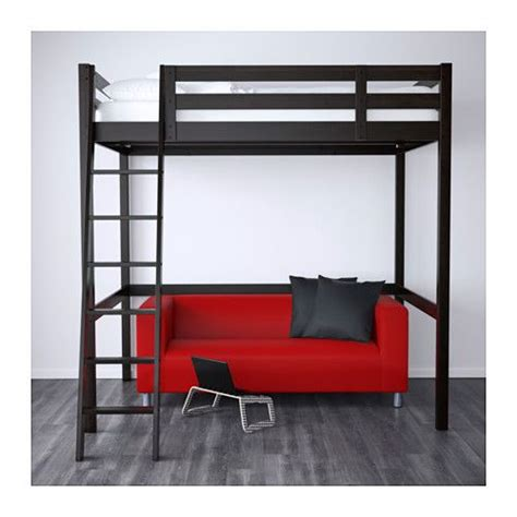 Stora Ikea by 220 Ber 1 000 Ideen Zu Hochbett 140x200 Auf