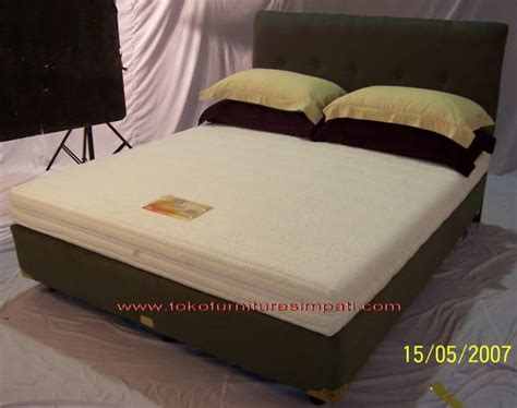 King Koil Viscountess 2017 200x200 Komplit Set toko kasur bed murah simpati furniture