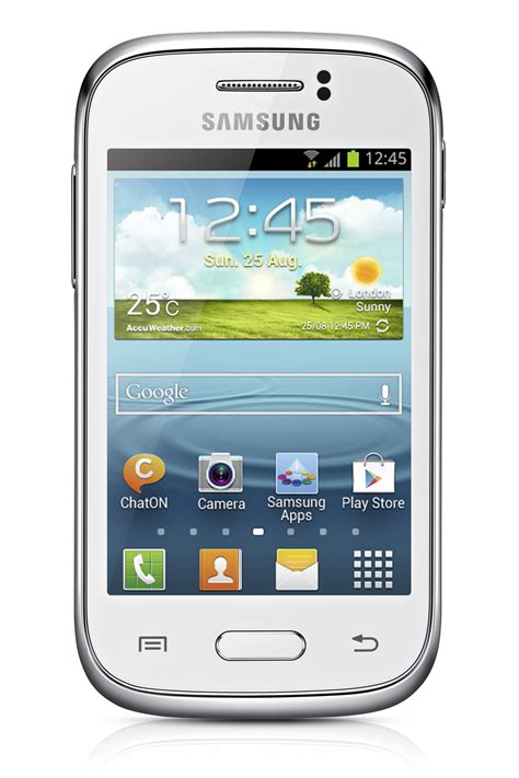 Handphone Samsung Galaxy 1 samsung announces galaxy and galaxy fame smartphones