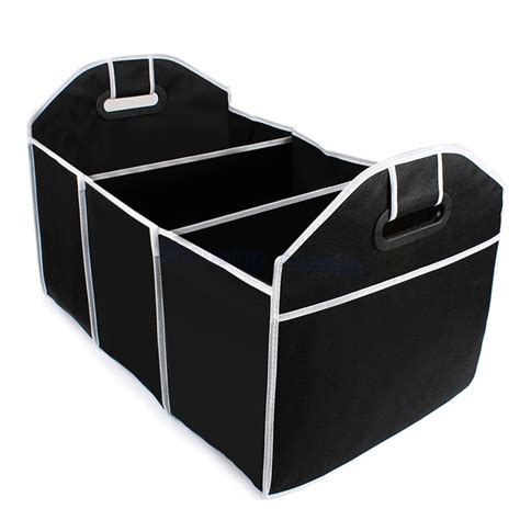 top of car storage container top quality collapsible car trunk organizer toys food