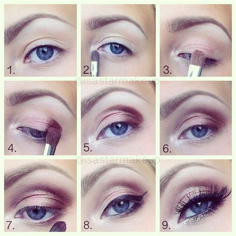 natural collection makeup tutorial step by step eye makeup pics my collection