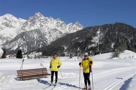 Winterurlaub In Einer Berghütte by Ferienwohnungen Schartental