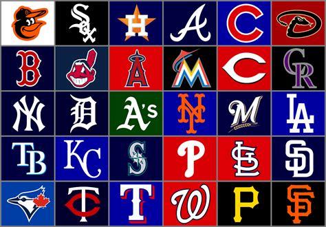 baseball teams major league baseball team logos by chenglor55 on deviantart