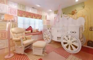 Affordable Wall Murals princess beds and cribs for a baby girl storybook nursery