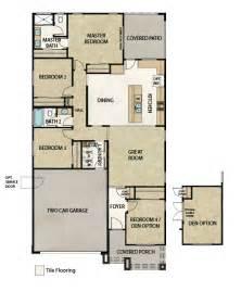 Carefree Homes Floor Plans Elliott Homes Carefree Avanti At Granite Vista