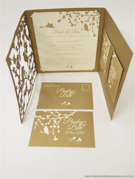 invitation designs melbourne 117 best images about laser cut wedding invites on