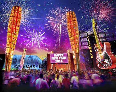 new year los angeles events new year s at universal studios and citywalk