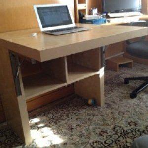 expedit scrivania oltre 25 fantastiche idee su scrivania pieghevole su