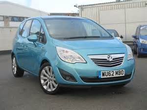 Vauxhall Reading Used Cars Used 2012 Vauxhall Meriva Se For Sale In Berkshire