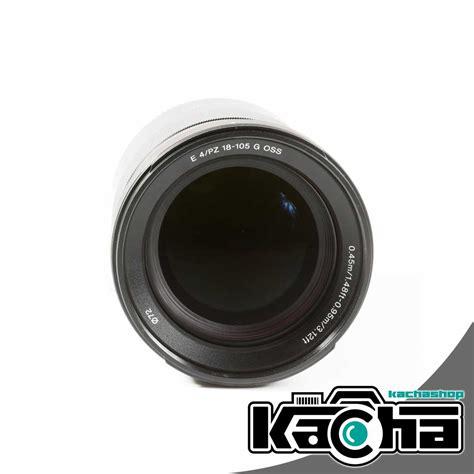 Sony Lens E Pz 18 105mm F4 G Oss 1 sale sony e pz 18 105mm f4 g oss zoom lens selp18105g for