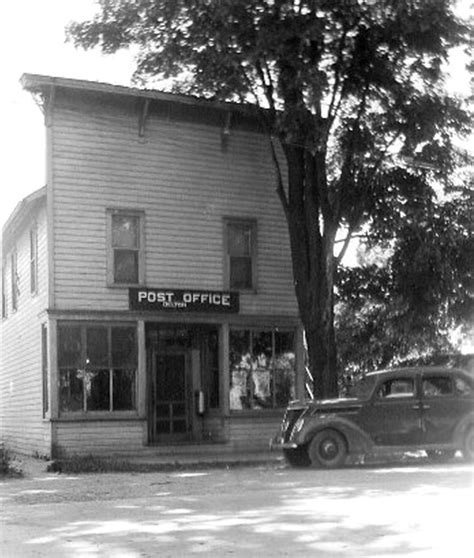 Post Office Co by Images Of Michigan Post Offices