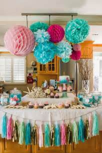 theme decoration best 25 birthday table decorations ideas on