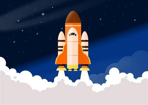 Rocket Launch Wallpaper