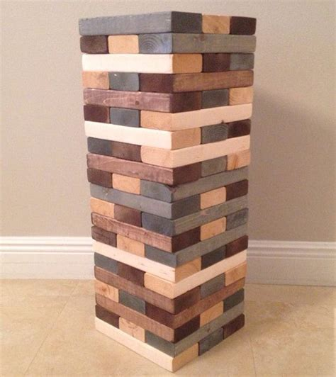 Or Jenga Jenga With A Vintage Twist By Carvedwoodworks On Etsy 175 00 Wedding Ideas