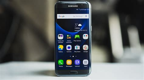 Harga Samsung S7 Edge Dan Note 7 samsung galaxy s7 edge review form meets function