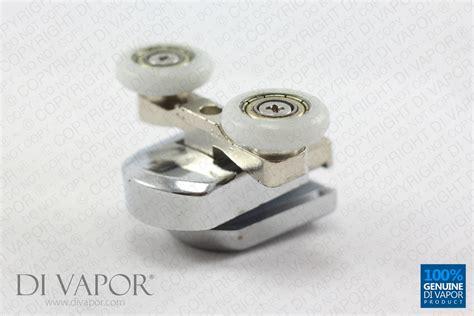 glass shower door roller replacement shower door rollers curved shower door rollers