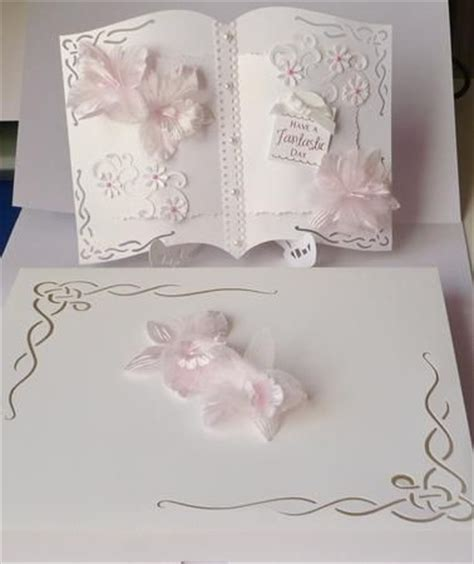 Open Book Easel Card Template by Open Book Mix N Match Set Inc Box And Stand Craftsuprint