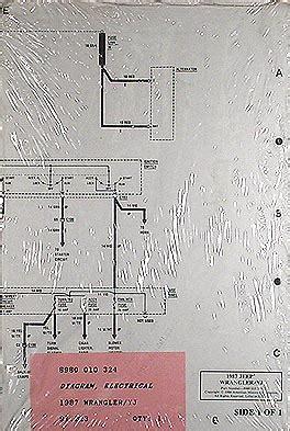 1987 jeep wrangler wiring diagram html autos weblog
