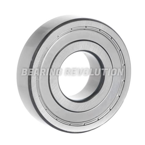Bearing 6301c3 4213 groove bearing with a 65mm bore budget range bearing revolution