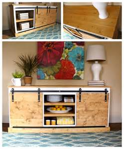 Printmakers Sideboard 10 Stunning Diy Console Tables