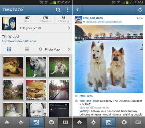 instagram status layout top 10 apps for your new android device droid life