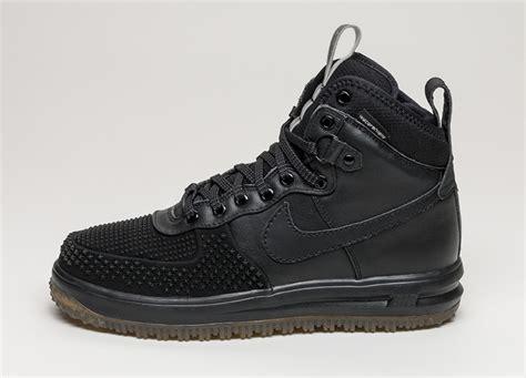 nike duck boots nike lunar 1 duckboot black sneaker bar detroit